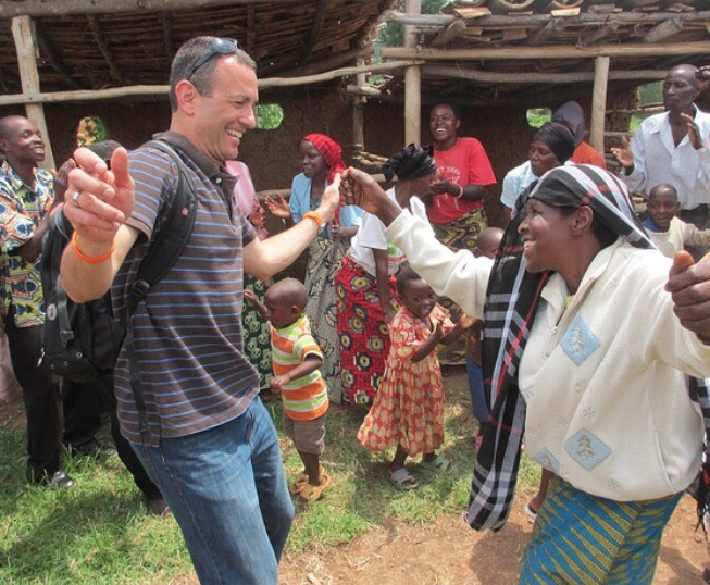 Study abroad with the Anne Frank Project in Rwanda