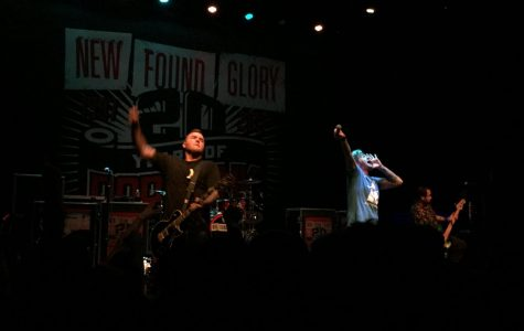 Legendary pop-punkers New Found Glory celebrated 20 years of music to a sold-out crowd at the Town Ballroom on Friday night.