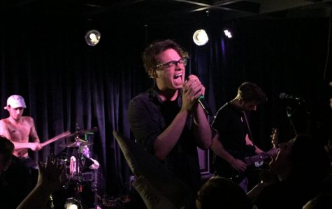 California rockers The Wrecks played to a sold-out crowd in Buffalo Saturday night at the Leopard Lounge in the Town Ballroom.