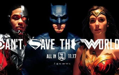 Review: Problematic filming inhibits new Justice League movie