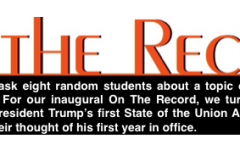 On The Record: Trump's first State of the Union Address