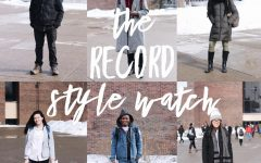 The Record Style Watch: Below Freezing