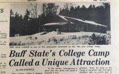 Throwback Thursday: Buff State's college camp Whispering Pines enjoyed by generations