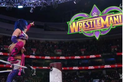 Review: Women of WWE lead Royal Rumble in spectacular fashion