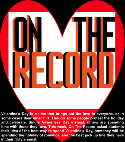 On The Record: Valentine