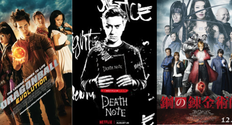 The problem with live-action adaptations of anime shows