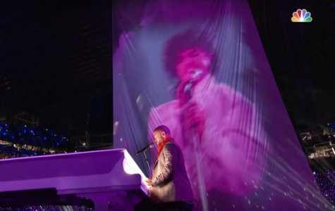 Review: Justin Timberlake gives lackluster performance despite colorful Prince tribute