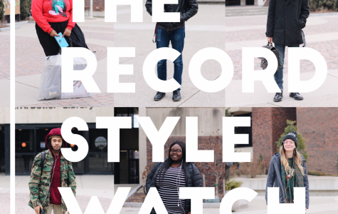 The Record Style Watch: March Madness
