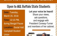 REPLAY: Student Open Forum with the President's Cabinet