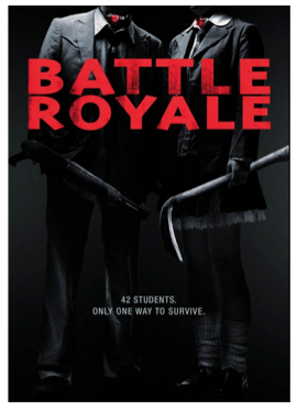 "The ""Battle Royale"" that inspired them all"