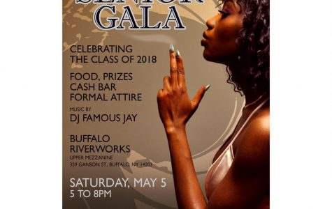 USG holding Senior Gala at Buffalo Riverworks