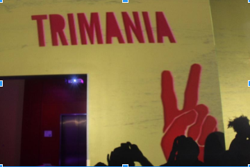 TRIMANIA takeover: art, music, and culture galore!