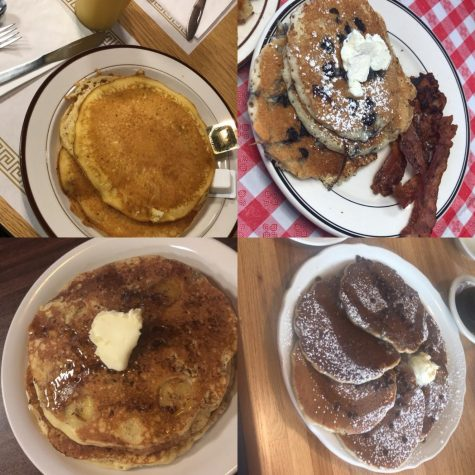 The Record's Guide to the best pancakes near campus
