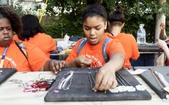 PHOTO GALLERY: Students volunteer for Bengal Dare to Care Day