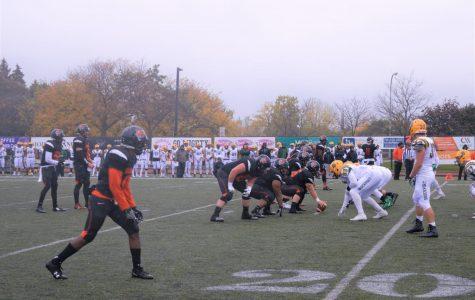 Shaky run defense haunts Football; lose to RPI, 44-14