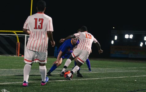 Men's Soccer has winless Homecoming; fall to Brockport, 1-0