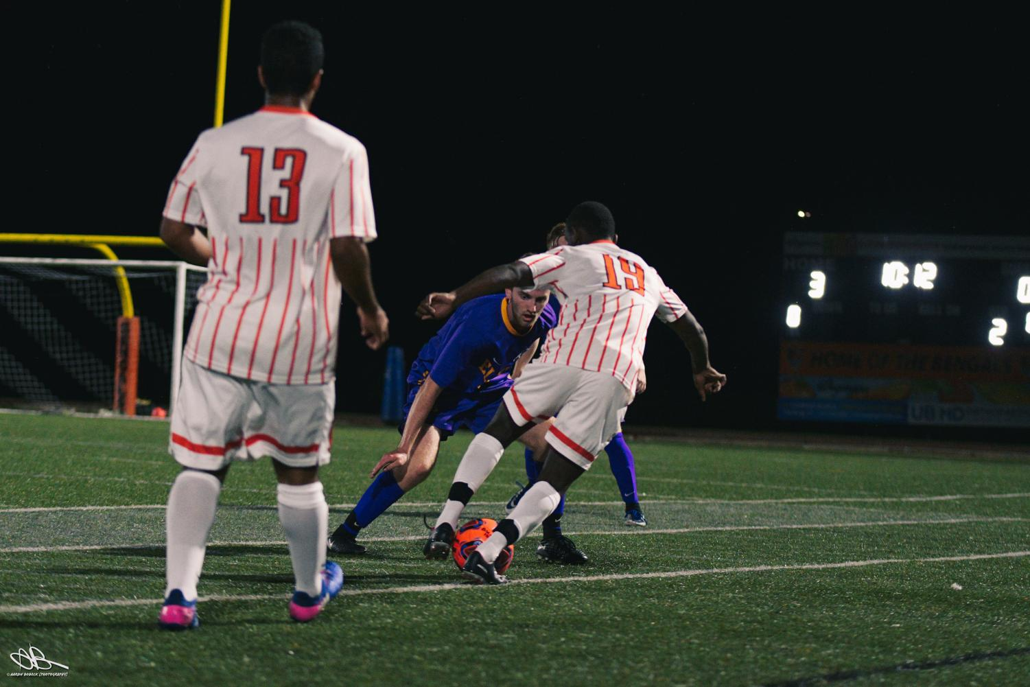 Men's Soccer has winless Homecoming; fall to Brockport, 1 ...
