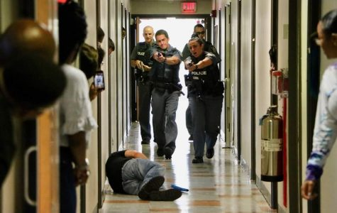 Active shooter simulation offers preparedness for emergency