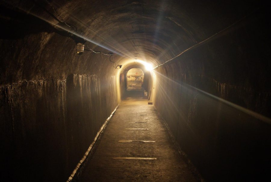 The Mystery of the Buffalo State Tunnels