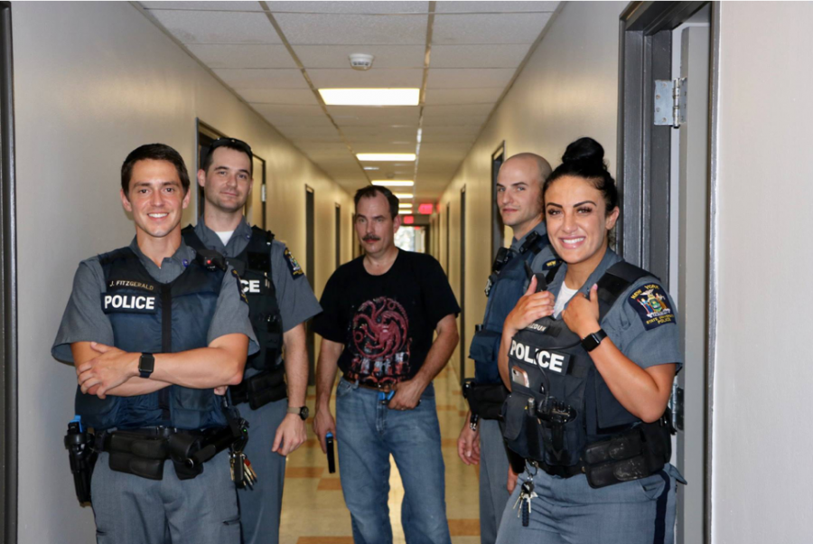 University Police provide opportunities for safety training