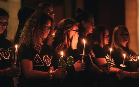 Students gather at tearful vigil to honor the life of Lillyann Cummings