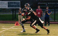 Football falls to Utica, 36-3