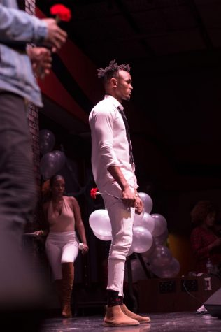 "Male students compete in ""Mr Smoove"" pageant for ""smoothest"" title"
