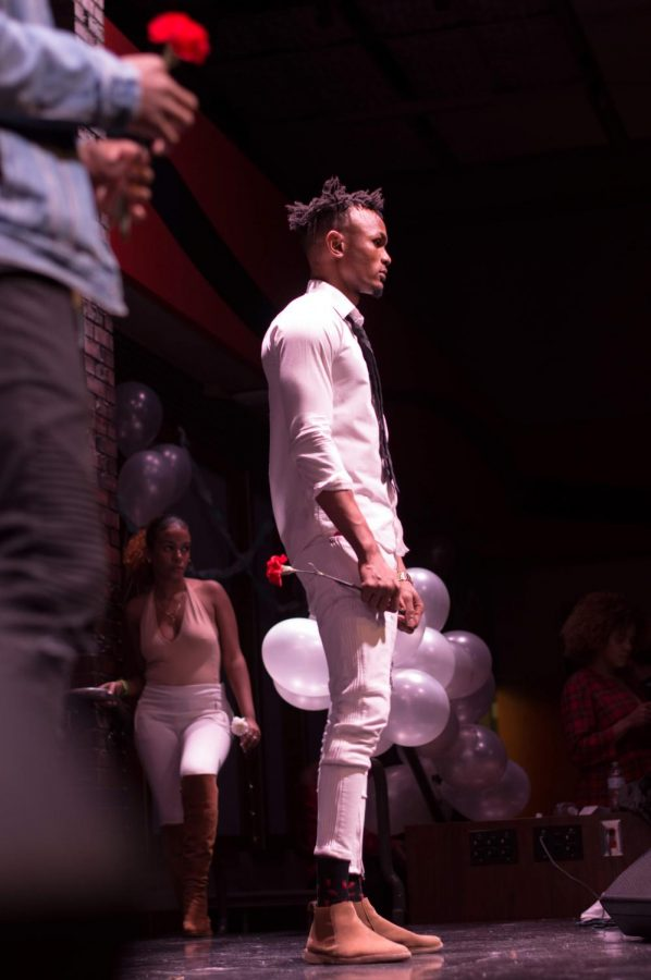 Male students compete in Mr Smoove pageant for smoothest title