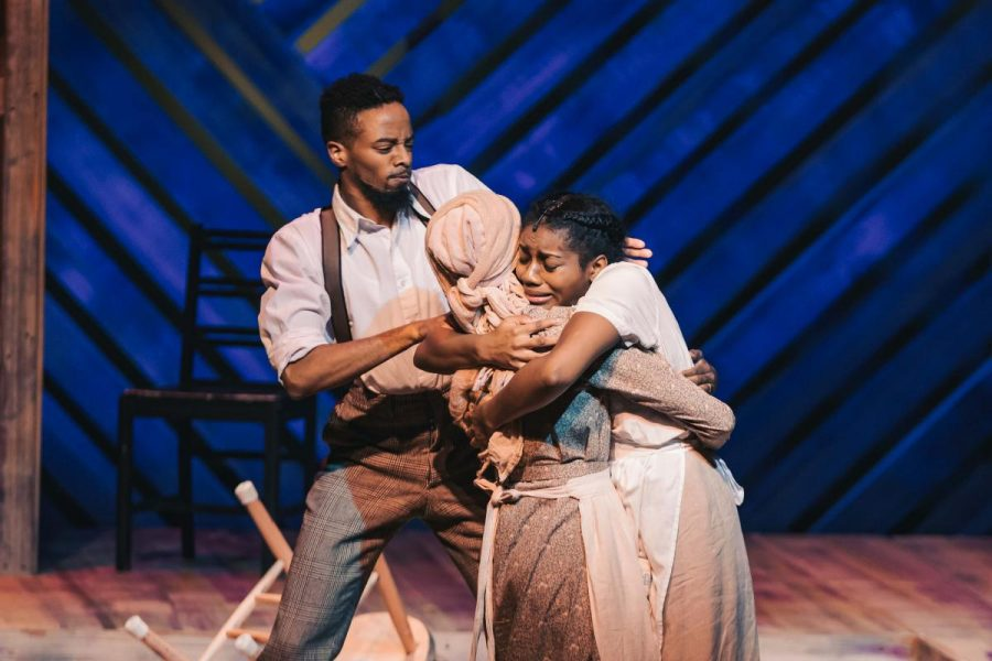 """[PHOTO GALLERY] """"The Color Purple"""" Performed by Casting Hall Productions"""