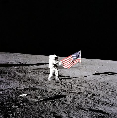 A Real Look at the First Man on the Moon