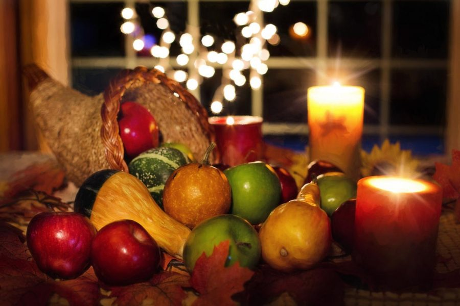Kelsie Engert appreciates Thanksgiving for what it is. To her, its a time for family, food and gratefulness.