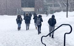 [OPINION] Walking on campus feels like a slippery slope