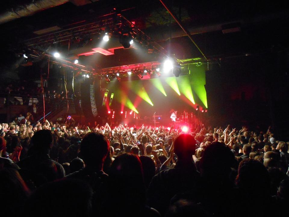 Concert Bar Club Nightclub Nightlife