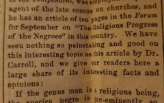 160 Years, Part II: Black History and religious progress
