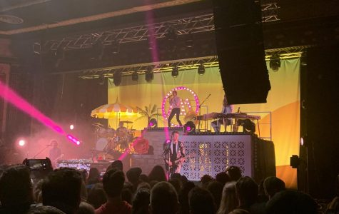 Andrew McMahon brings a magical experience to Rapids Theatre