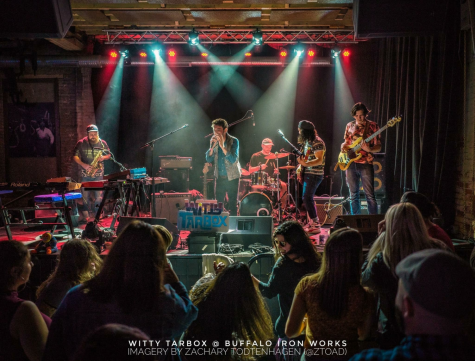 The Herd: Get to know Witty Tarbox, a five-piece band capturing Buffalo's spirit through surf rock, funk, jazz fusion