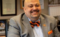 Administrative Spotlight: Vice President for Student Affairs Timothy Gordon