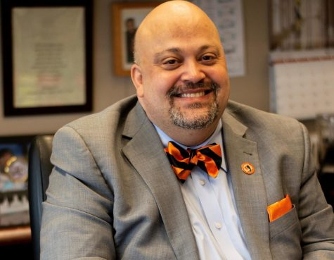 Administrative Spotlight: Interim Provost James Mayrose
