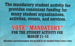USG encouraging students to vote 'mandatory'