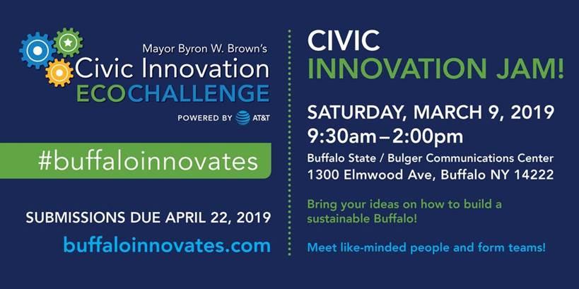 Buff State to host Mayor's Civic Innovation Jam