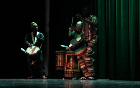 International Cultural Fiesta celebrates food, music and dance