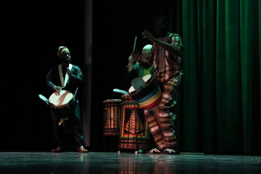 International Cultural Fiesta celebrates food, music and dance