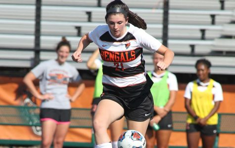 Women's Soccer optimistic for the new season