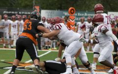 Football falls to Fisher in season opener; 23-6