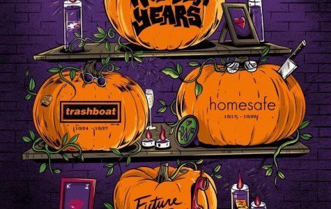 The Wonder Years wrap up third Halloween extravaganza