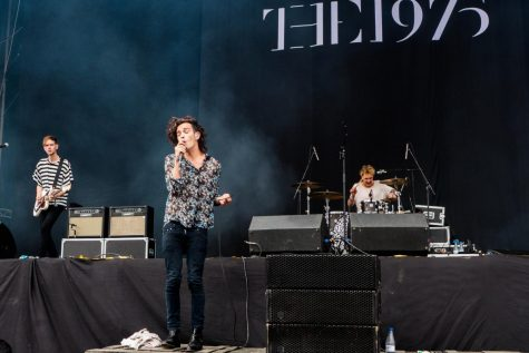 The 1975 pull back on latest release