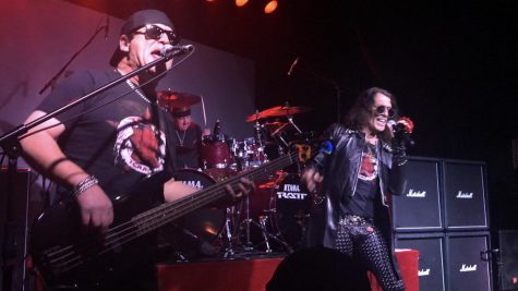 Ratt 'Back for More' in return to Buffalo