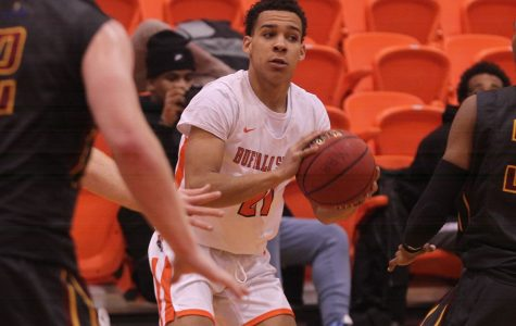 Men's Basketball falls to SUNY Geneseo, 79-76; lose 11th straight