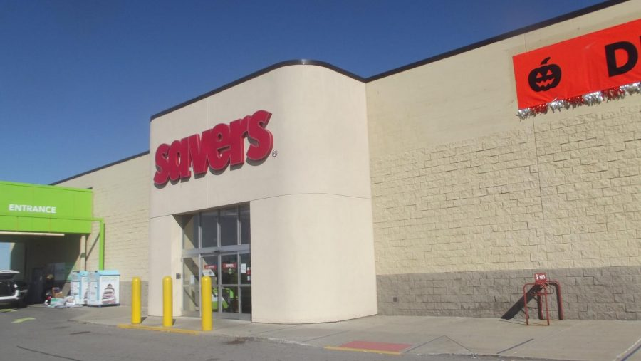 The Savers thrift store in Hamburg is now open for business but maybe a little different than you remember