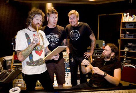 Mastodon mixes it up with new album,